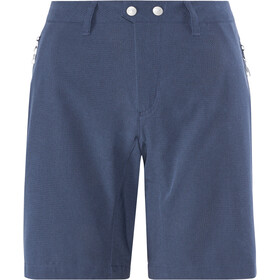 Norrøna W's Bitihorn Flex1 Shorts Indigo Night